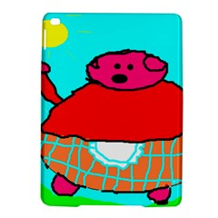 Sweet Pig Knoremans, Art By Kids Apple Ipad Air 2 Hardshell Case by yoursparklingshop