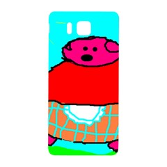 Sweet Pig Knoremans, Art By Kids Samsung Galaxy Alpha Hardshell Back Case