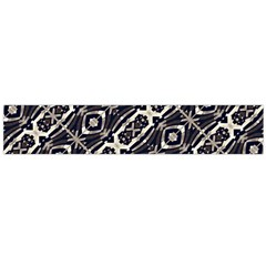 Retro Decorative Pattern Flano Scarf (large)