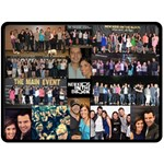 NKOTB blanket - Fleece Blanket (Large)