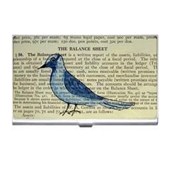 Bird Business Card Holder by boho