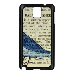 Bird Samsung Galaxy Note 3 N9005 Case (black) by boho