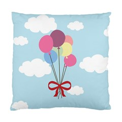 Balloons Cushion Case (two Sided)