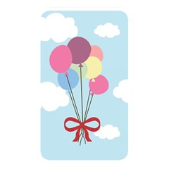 Balloons Memory Card Reader (rectangular) by Kathrinlegg