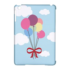 Balloons Apple Ipad Mini Hardshell Case (compatible With Smart Cover) by Kathrinlegg