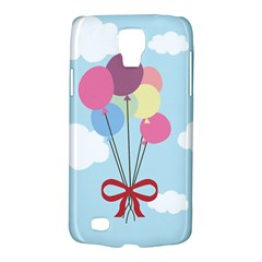 Balloons Samsung Galaxy S4 Active (i9295) Hardshell Case by Kathrinlegg