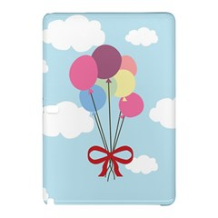 Balloons Samsung Galaxy Tab Pro 10 1 Hardshell Case by Kathrinlegg