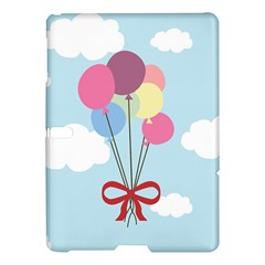 Balloons Samsung Galaxy Tab S (10 5 ) Hardshell Case  by Kathrinlegg