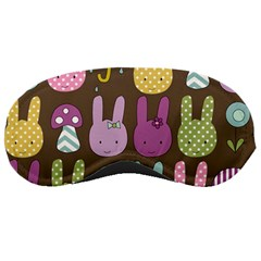Bunny  Sleeping Mask by Kathrinlegg