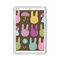 Bunny  Apple Ipad Mini 2 Case (white) by Kathrinlegg