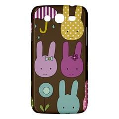 Bunny  Samsung Galaxy Mega 5 8 I9152 Hardshell Case  by Kathrinlegg