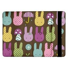 Bunny  Samsung Galaxy Tab Pro 12 2  Flip Case by Kathrinlegg