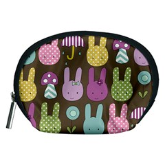 Bunny  Accessory Pouch (medium) by Kathrinlegg