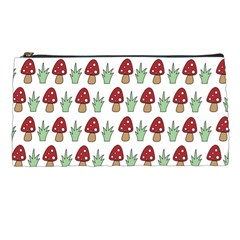 Mushrooms Pencil Case by Kathrinlegg