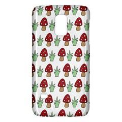 Mushrooms Samsung Galaxy S5 Mini Hardshell Case  by Kathrinlegg