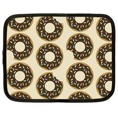 Donuts Netbook Sleeve (large)