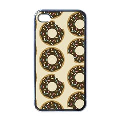 Donuts Apple Iphone 4 Case (black) by Kathrinlegg