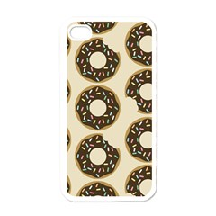 Donuts Apple Iphone 4 Case (white) by Kathrinlegg