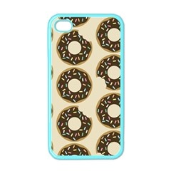 Donuts Apple Iphone 4 Case (color) by Kathrinlegg