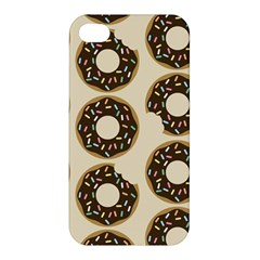 Donuts Apple Iphone 4/4s Hardshell Case by Kathrinlegg