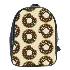 Donuts School Bag (xl)