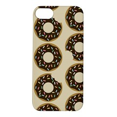 Donuts Apple Iphone 5s Hardshell Case by Kathrinlegg