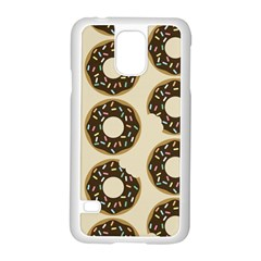 Donuts Samsung Galaxy S5 Case (white) by Kathrinlegg