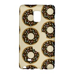 Donuts Samsung Galaxy Note Edge Hardshell Case