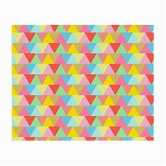 Triangle Pattern Glasses Cloth (small) by Kathrinlegg