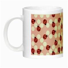 Spot The Ladybug Glow In The Dark Mug by Kathrinlegg