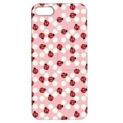 Spot The Ladybug Apple Iphone 5 Hardshell Case With Stand by Kathrinlegg