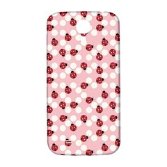 Spot The Ladybug Samsung Galaxy S4 I9500/i9505  Hardshell Back Case by Kathrinlegg