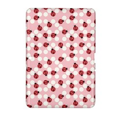 Spot The Ladybug Samsung Galaxy Tab 2 (10 1 ) P5100 Hardshell Case  by Kathrinlegg