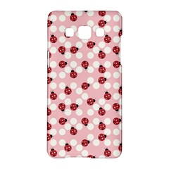 Spot The Ladybug Samsung Galaxy A5 Hardshell Case  by Kathrinlegg