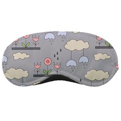 Garden In The Sky Sleeping Mask by Kathrinlegg