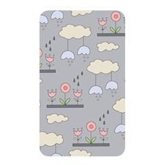 Garden In The Sky Memory Card Reader (rectangular) by Kathrinlegg