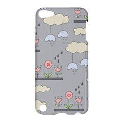 Garden In The Sky Apple Ipod Touch 5 Hardshell Case by Kathrinlegg