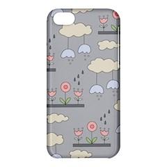 Garden In The Sky Apple Iphone 5c Hardshell Case by Kathrinlegg