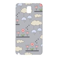 Garden In The Sky Samsung Galaxy Note 3 N9005 Hardshell Back Case by Kathrinlegg