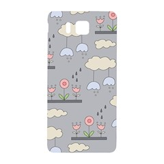 Garden In The Sky Samsung Galaxy Alpha Hardshell Back Case by Kathrinlegg