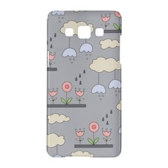 Garden In The Sky Samsung Galaxy A5 Hardshell Case  by Kathrinlegg