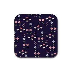 Summer Garden Drink Coasters 4 Pack (square) by Kathrinlegg