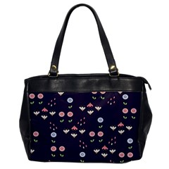 Summer Garden Oversize Office Handbag (one Side) by Kathrinlegg