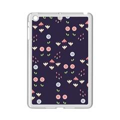 Summer Garden Apple Ipad Mini 2 Case (white) by Kathrinlegg