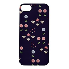 Summer Garden Apple Iphone 5s Hardshell Case by Kathrinlegg