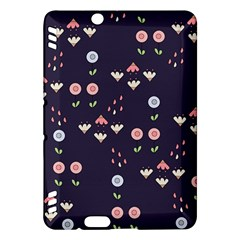 Summer Garden Kindle Fire Hdx Hardshell Case by Kathrinlegg