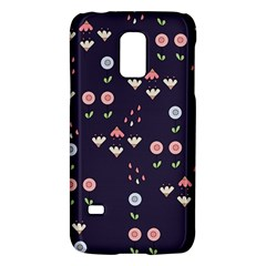 Summer Garden Samsung Galaxy S5 Mini Hardshell Case  by Kathrinlegg
