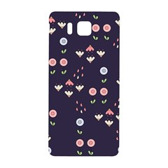 Summer Garden Samsung Galaxy Alpha Hardshell Back Case by Kathrinlegg