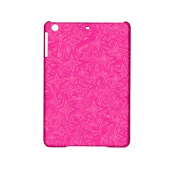 Abstract Stars In Hot Pink Apple iPad Mini 2 Hardshell Case by StuffOrSomething