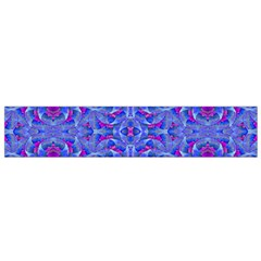 Decorative Ornate Print 2 Flano Scarf (small) by dflcprintsclothing